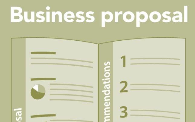 Contoh Proposal Usaha – Bisnis Makanan