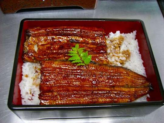 gambar - olahan unagi masakan jepang