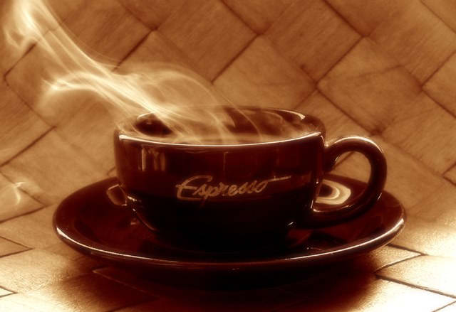 ilustrasi - gambar kopi