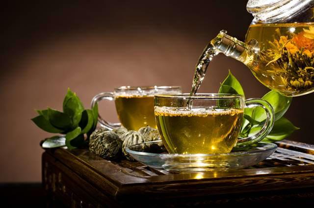 ilustrasi - manfaat teh hijau untuk kesehatan dan kecantikan
