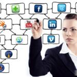 Ilustrasi - penjualan melalui media sosial