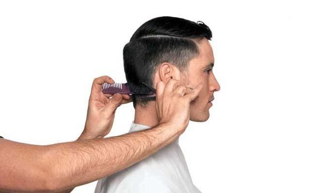 barber shop atau jasa tukang cukur