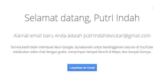 Gambar 3 Email Gmail - Sipendik