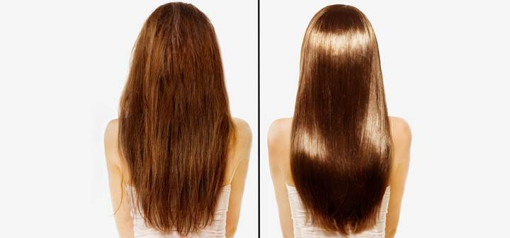 merawat rambut kering dan kusam