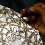cara membuat batik